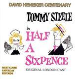 David Heneker Half A Sixpence cover art