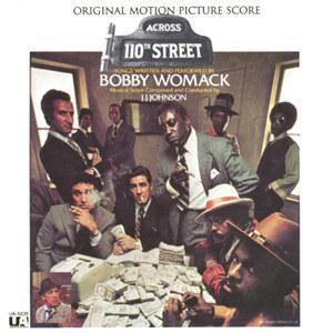 Bobby Womack Across 110th Street cover art
