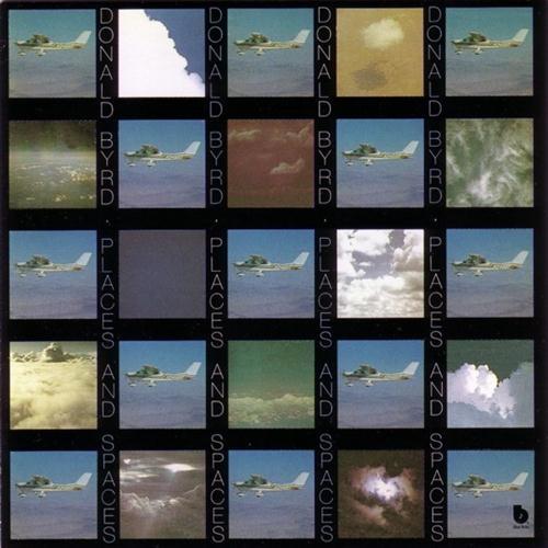 Donald Byrd (Fallin' Like) Dominoes cover art