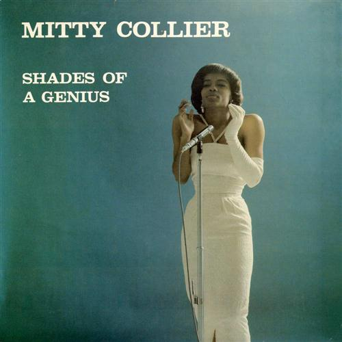 Mitty Collier I Had A Talk With My Man cover art