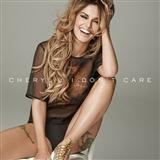 Cheryl I Don't Care cover art
