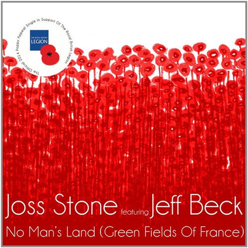 No Man's Land / The Green Fields Of France (feat  Jeff Beck) by Joss Stone  Piano, Vocal & Guitar (Right-Hand Melody) Digital Sheet Music