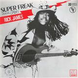 Rick James Super Freak l'art de couverture