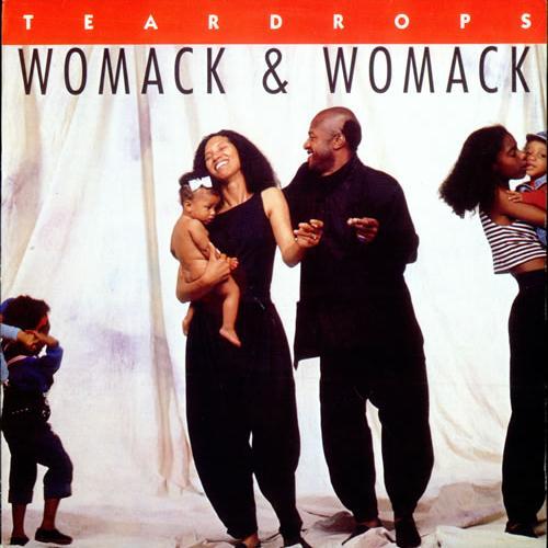Womack & Womack Teardrops cover art