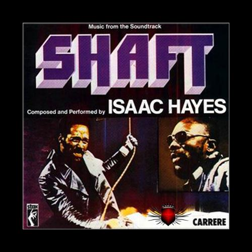 Isaac Hayes Theme From 'Shaft' cover art