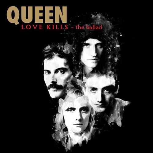 Queen Love Kills (The Ballad) cover art