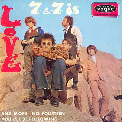 Love 7 And 7 Is cover art