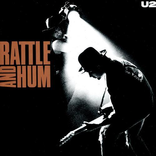 U2 Desire cover art