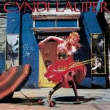 Cyndi Lauper Girls Just Want To Have Fun arte de la cubierta