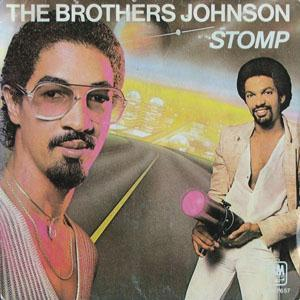 The Brothers Johnson Stomp! cover art