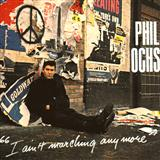 Phil Ochs I Ain't Marchin' Anymore cover kunst