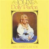 Dolly Parton Jolene cover art
