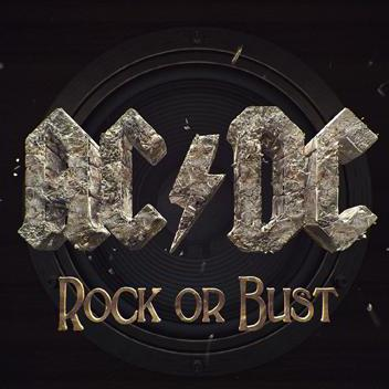 AC/DC Rock The Blues Away cover art