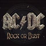 AC/DC Rock Or Bust arte de la cubierta