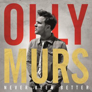 Olly Murs Tomorrow cover art