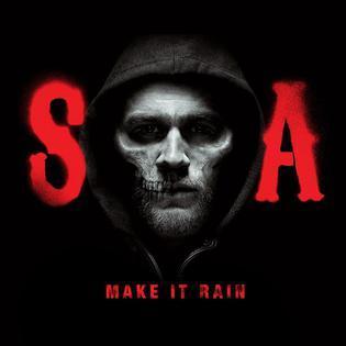 Ed Sheeran Make It Rain cover art