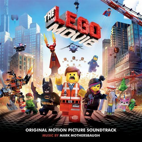 Tegan and Sara Everything Is Awesome (feat. The Lonely Island) (From The Lego® Movie) cover art
