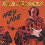 Jimi Hendrix Hey Joe arte de la cubierta