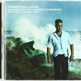 Robbie Williams She's The One cover kunst