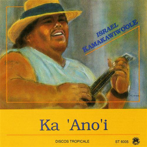 "Israel ""Iz"" Kamakawiwo'ole Over The Rainbow cover art"