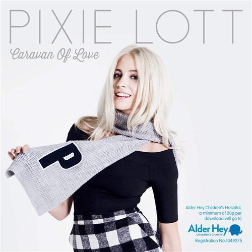Pixie Lott Caravan Of Love cover art