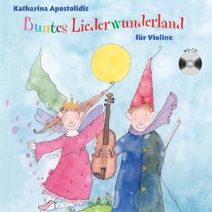 Traditional Buntes Liederwunderland cover art