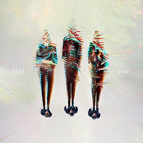 Take That Let In The Sun cover art