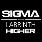 Sigma Higher (feat. Labrinth) cover art