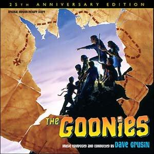 Dave Grusin The Goonies (Theme) cover art