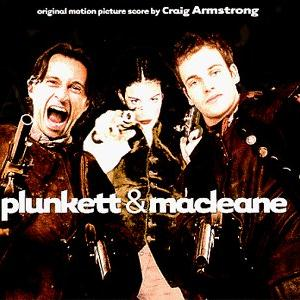 Craig Armstrong Plunkett & Macleane (Rebecca) cover art