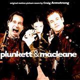 Craig Armstrong Plunkett and Macleane (Rebecca) cover art
