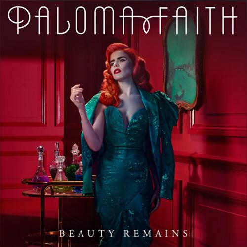 Paloma Faith Beauty Remains cover art