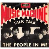 The Music Machine Talk Talk cover kunst