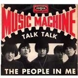 The Music Machine Talk Talk l'art de couverture