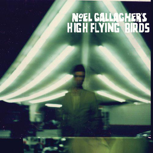 Noel Gallagher's High Flying Birds The Dying Of The Light cover art