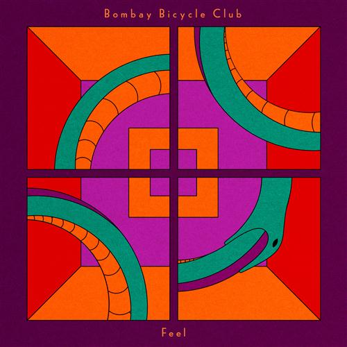 Bombay Bicycle Club Feel cover art