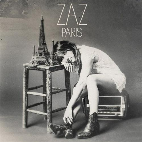 Zaz I Love Paris - J'aime Paris cover art