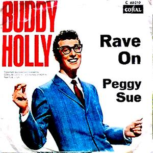 Buddy Holly Rave On cover art