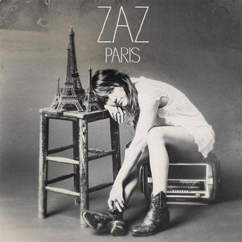 Zaz Sous Le Ciel De Paris cover art