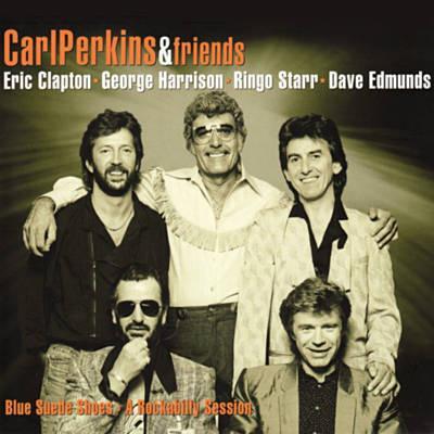 Carl Perkins Night Train To Memphis cover art