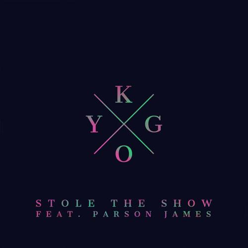 Kygo Stole The Show (feat. Parson James) cover art