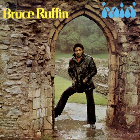 Bruce Ruffin Rain cover art