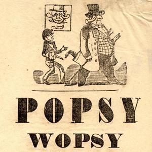 Morris Dixon Popsy Wopsy cover art