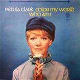 Petula Clark Who Am I cover art