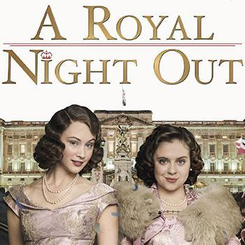 Paul Englishby Outside The Palace (From 'A Royal Night Out') cover art