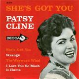 Patsy Cline Strange cover art