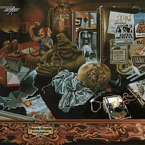 Frank Zappa I'm The Slime cover art