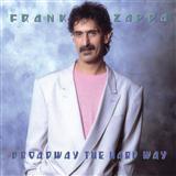 Frank Zappa Planet Of The Baritone Women cover art