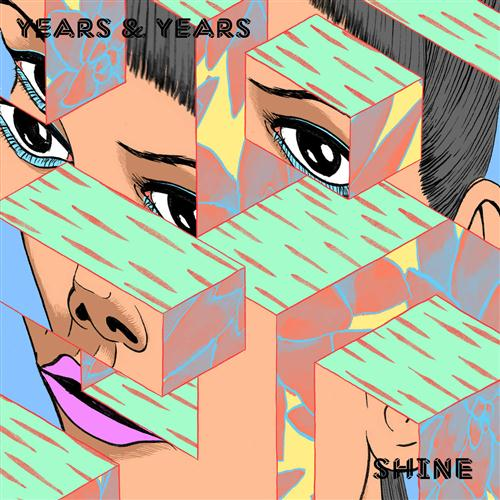 Years & Years Shine cover art
