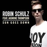 Robin Schulz - Sun Goes Down (feat. Jasmine Thompson)